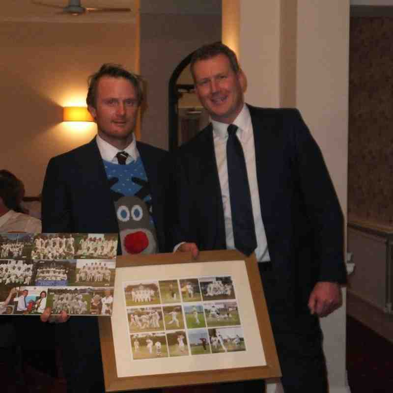 Sidmouth CC 2015 Awards Winners
