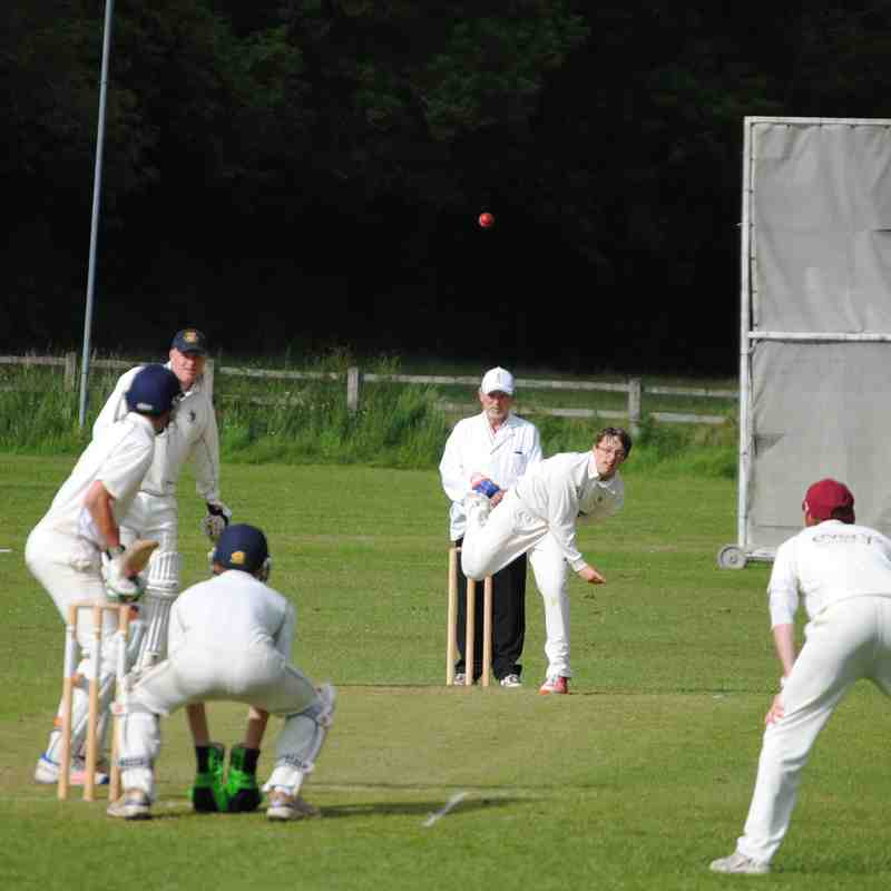 3rd XI vs Chudleigh - Saturday 3rd June 2017