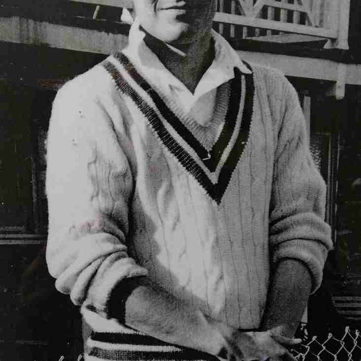 John Palmer Memorial Match