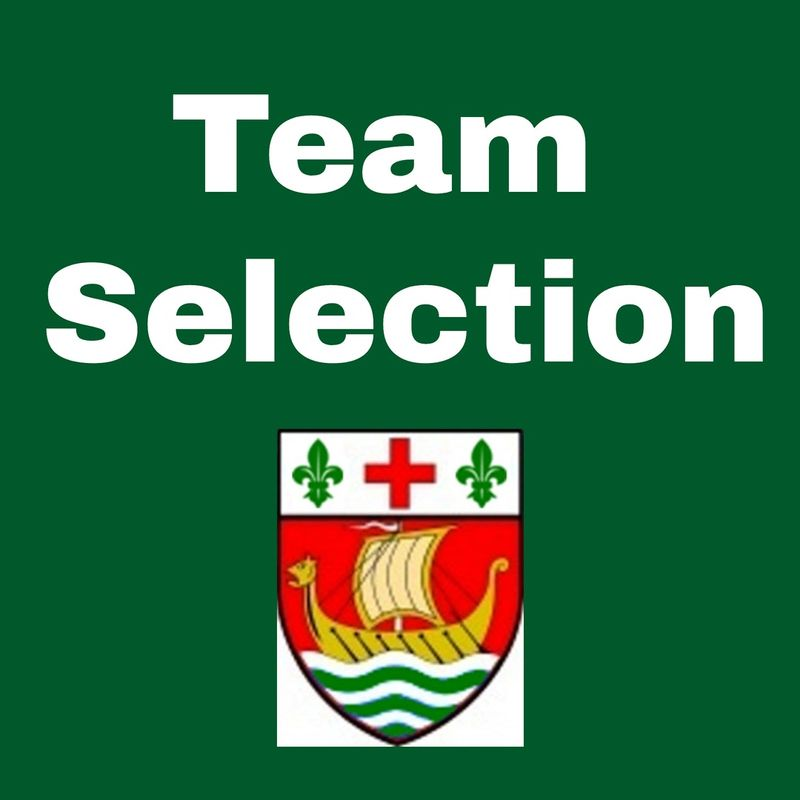 Selection for this Saturday League fixtures now available