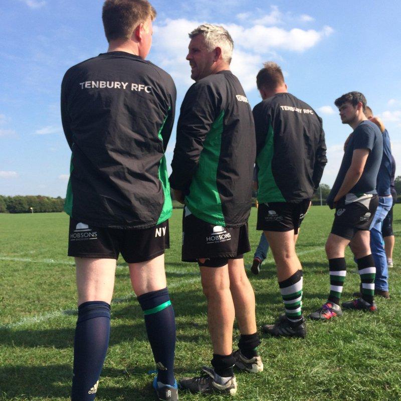 Tenbury raring to go for new season