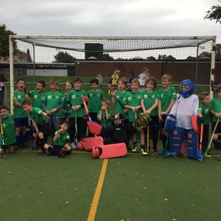 U10 B Panthers and Pumas impress their coaches