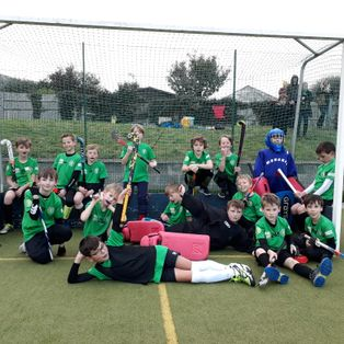 Super Hockey from U10 Boys in Eastbourne