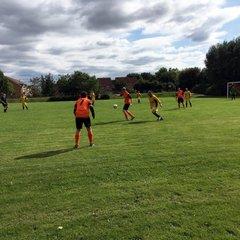A Team v Greyfriars Athletic 'B' - Sat 17 Sep 2016