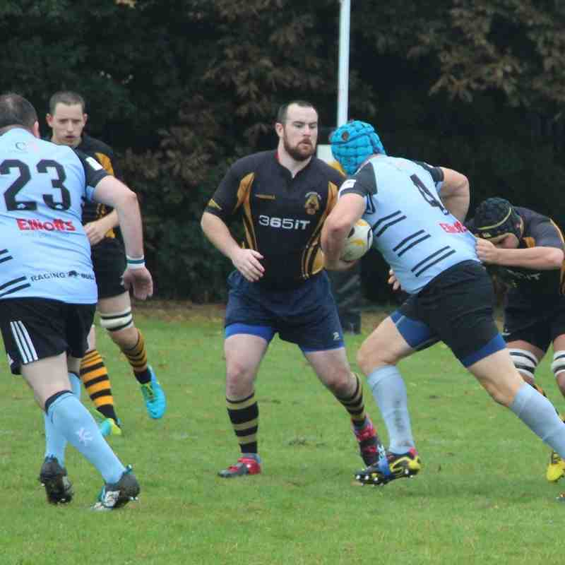 FRFC 1st XV v Chineham 10th Sept 2016