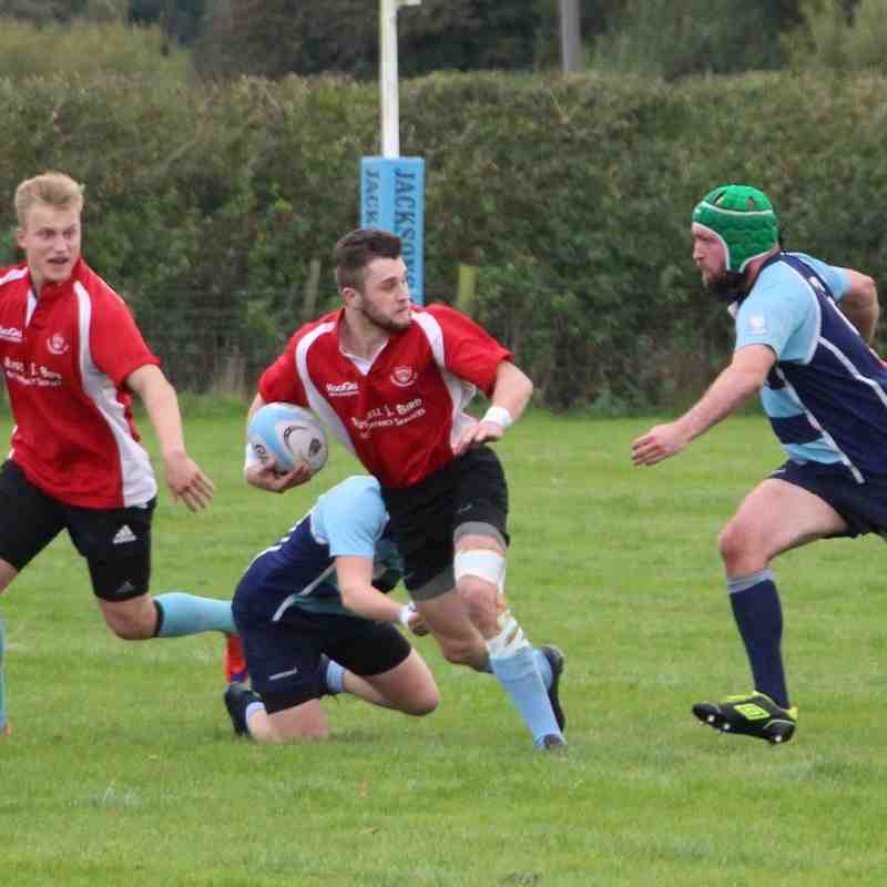 FRFC 1st XV v Farnborough 8th October 2016