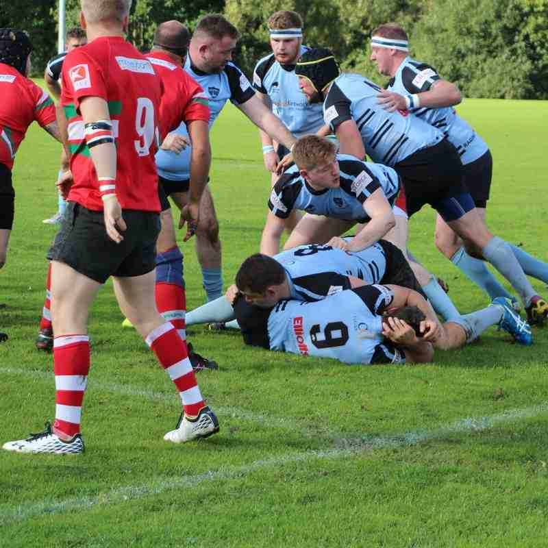 FRFC 1st XV v Petersfield October 1st 2016