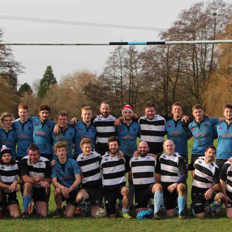 FRFC Boxing Day Match 2016