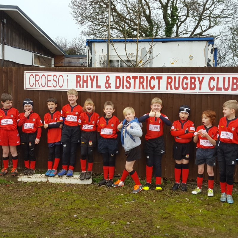 Denbigh U9 v Ruthin U9