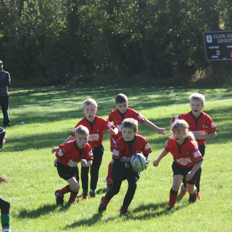 Denbigh U9 V Ruthin U9  (ii)