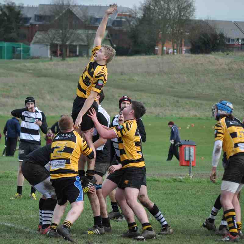 Ely U18 Vs Royston 24 Jan 2016