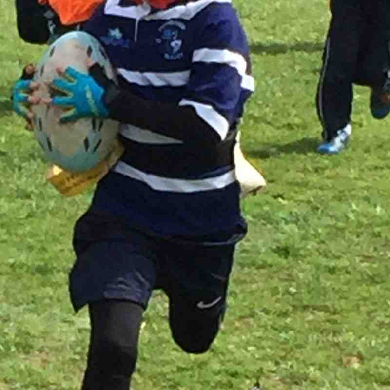 Moving on to u7s looking back