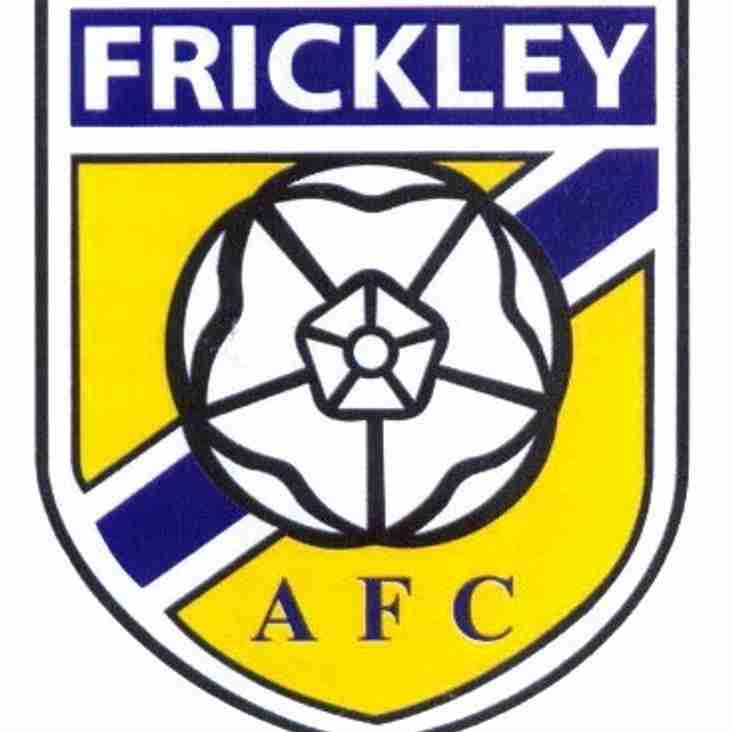 Frickley launch community project