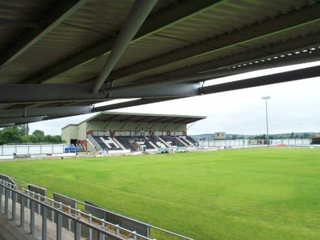 Hednesford two games from promotion