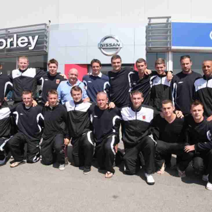 Blackpool Trip For Magpies