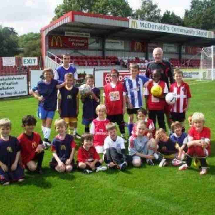 Success For Sheffield Kids Camps