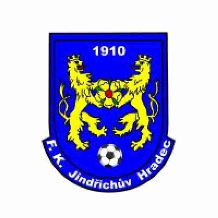 Frickley announce Czech link-up