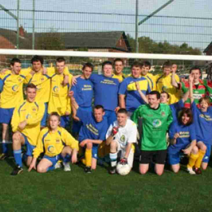 Disability tournament held at Warrington