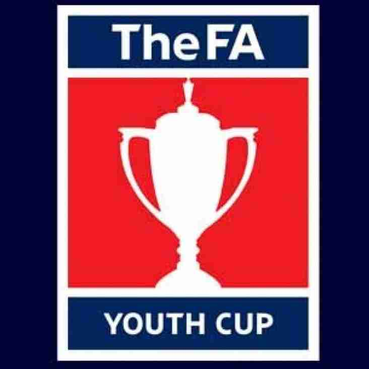 FA Youth Cup - First Round Proper