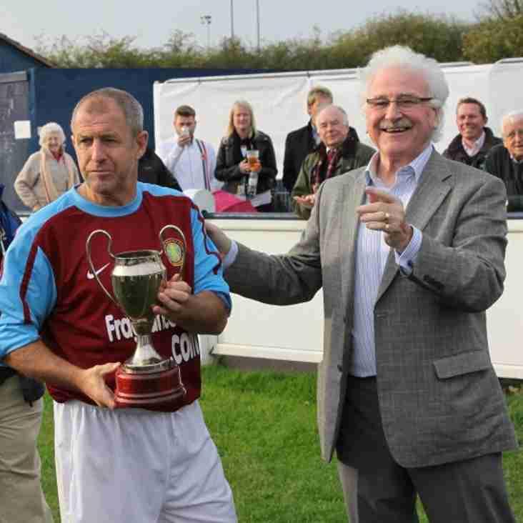 Villa win charity cup at Chasetown