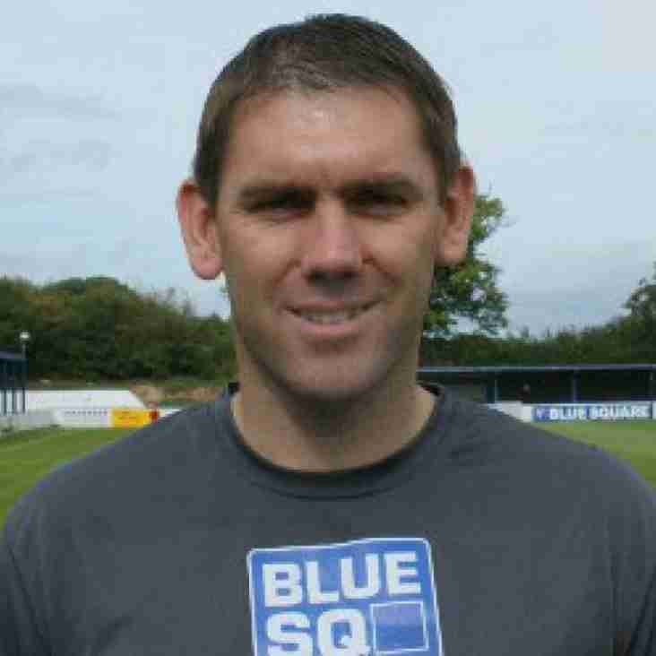 Challinor appointed AFC Fylde manager