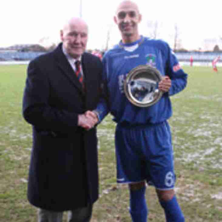 Edghill reached 250 for Curzon