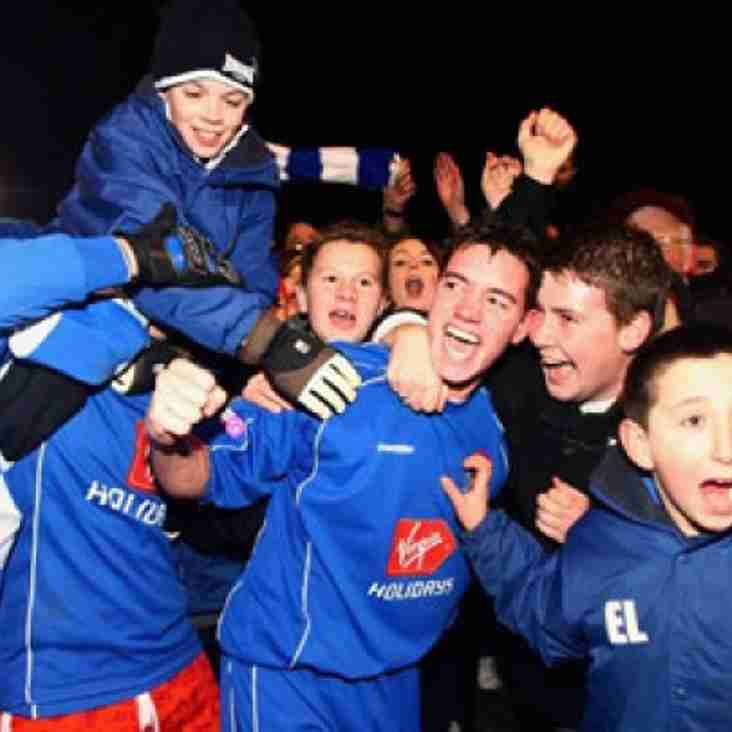Chasetown striker to make FA Cup draw