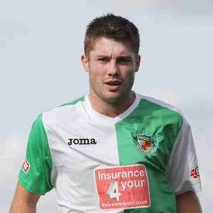 Nantwich accept offer for Mills