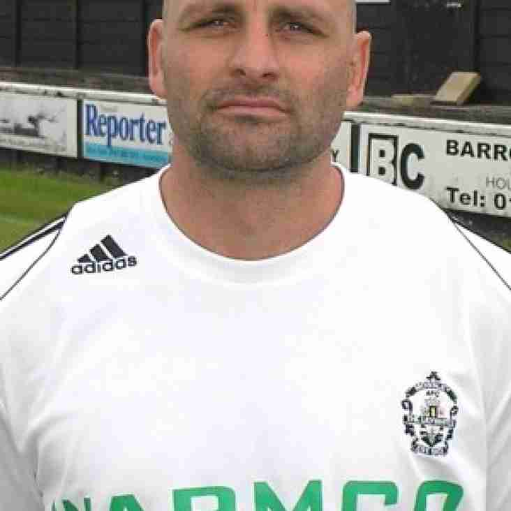 Halford appointed as Mossley manager