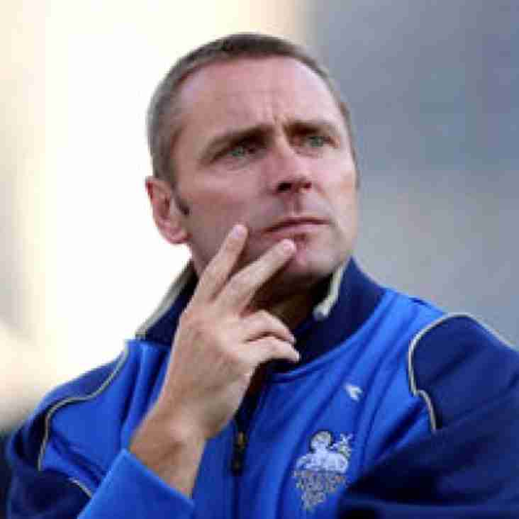 Simpson named Northwich boss