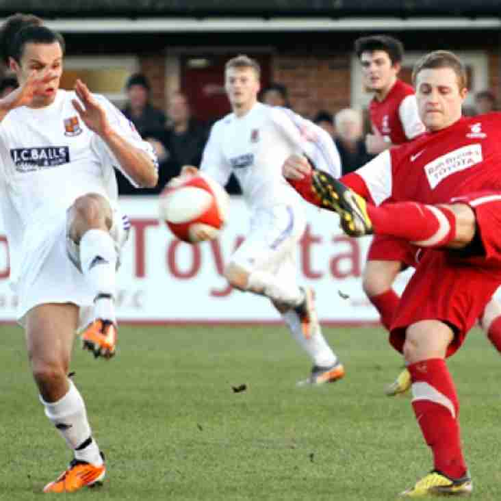 Reid signs Robins deal after Telford release