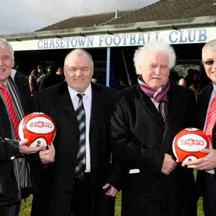 Chasetown unveil £10k Makeover