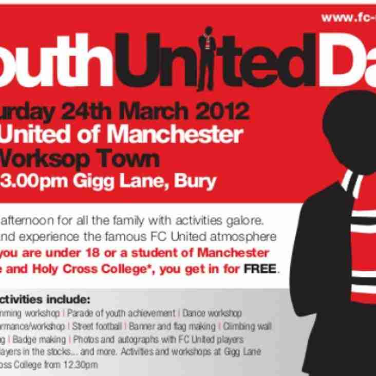 Youth United Day - 24th March