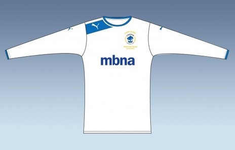 New shirt launched for Chester charity match