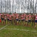 Worthing v Crowborough – U16, 25th February 2018