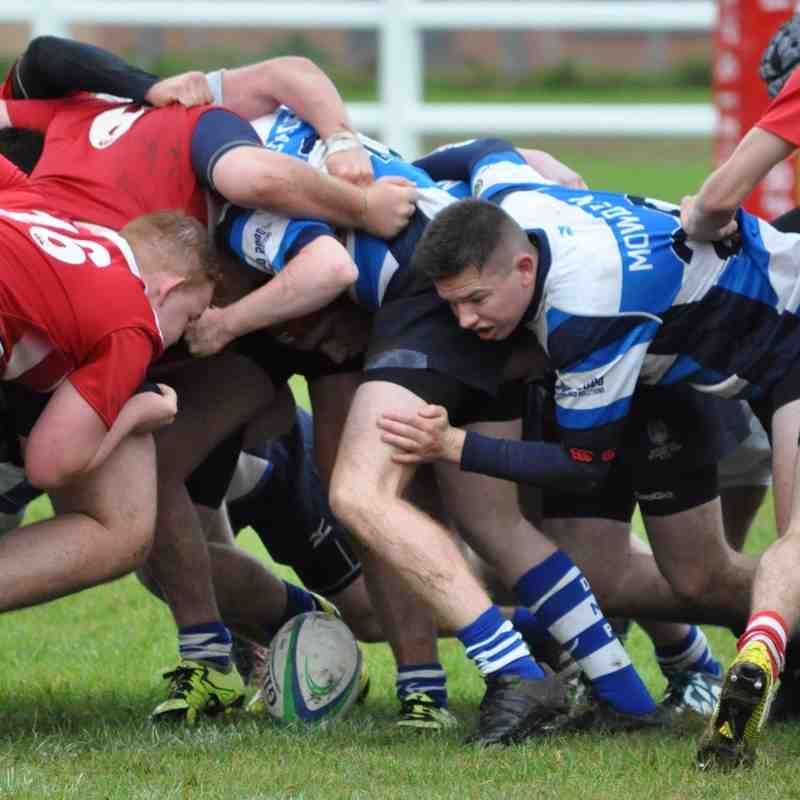 U17s vs Stockton 231016