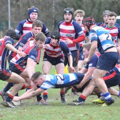 U17s vs Morpeth 271116