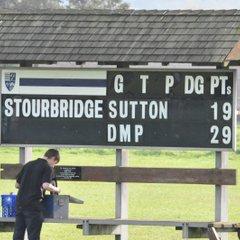 U17s vs Sutton Coldfield - National Semis pt 2