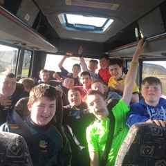Under 13 Win In Portlaoise
