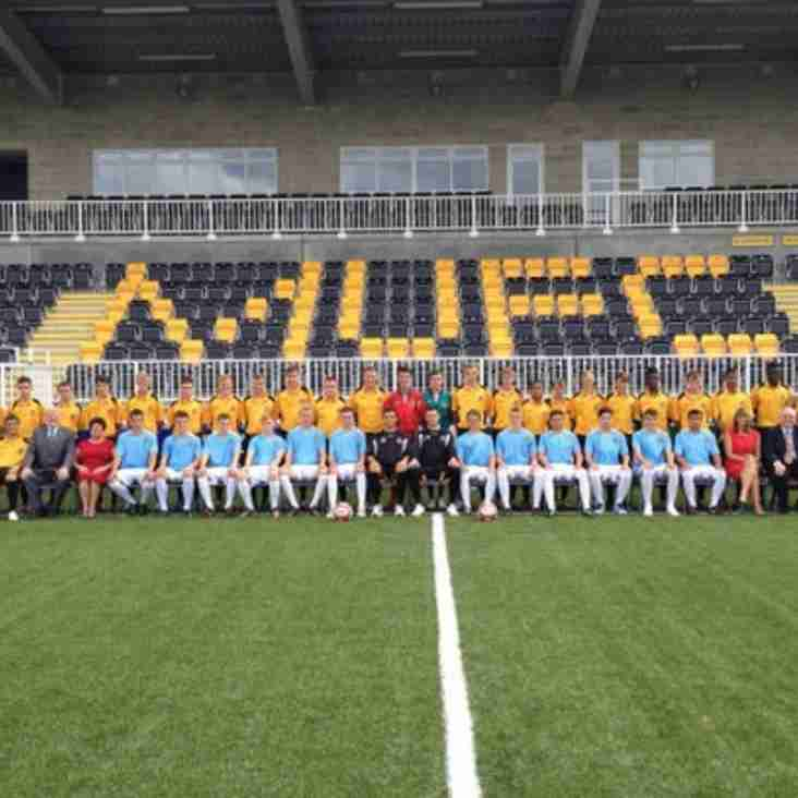 Kick-off for Maidstone academy