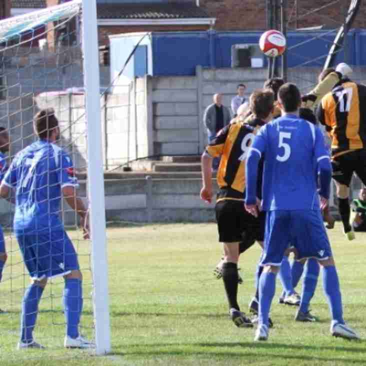 Hastings pull off FA Cup shock