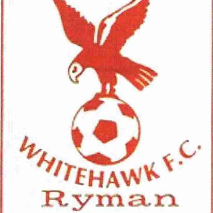 Whitehawk are champions