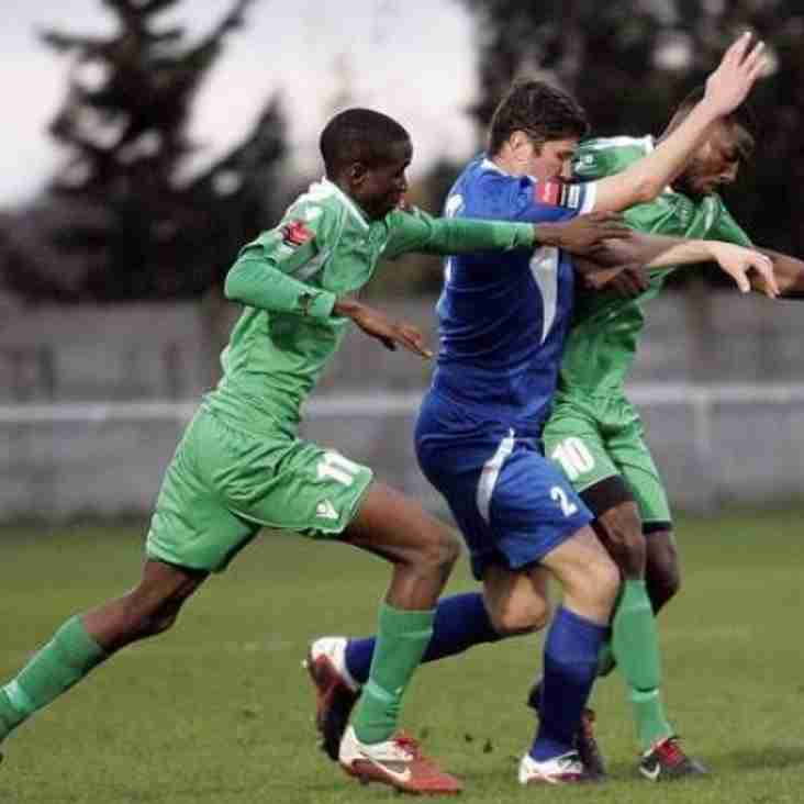 Soham smash Sudbury for seven