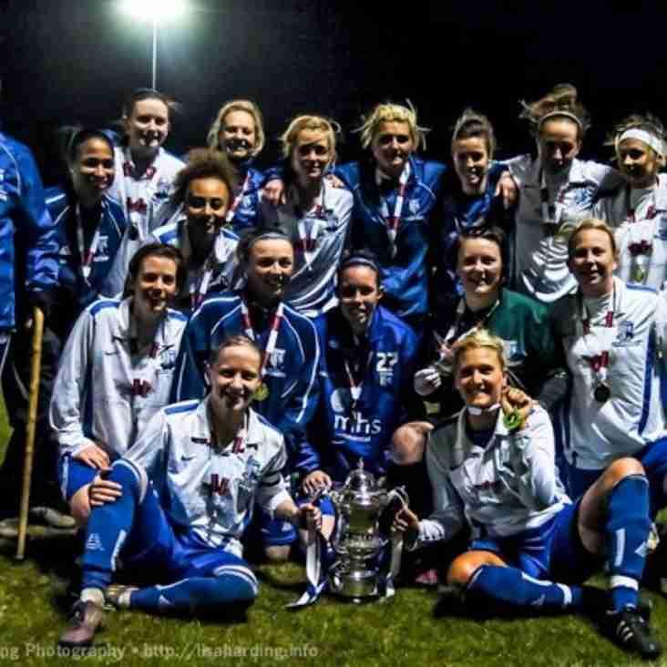 Gills capture Women's Cup
