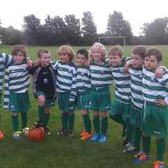 1st  cup  group  friendly  U10s