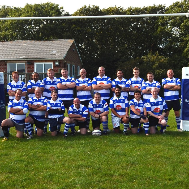 3rd XV lose to Ash I 34 - 20