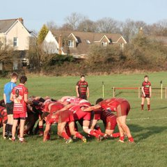 Bream 1XV v Longlevens