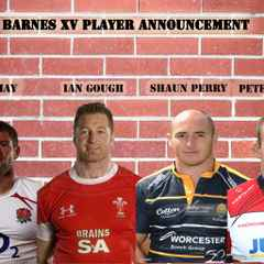 Wayne Barnes Player Announcement !