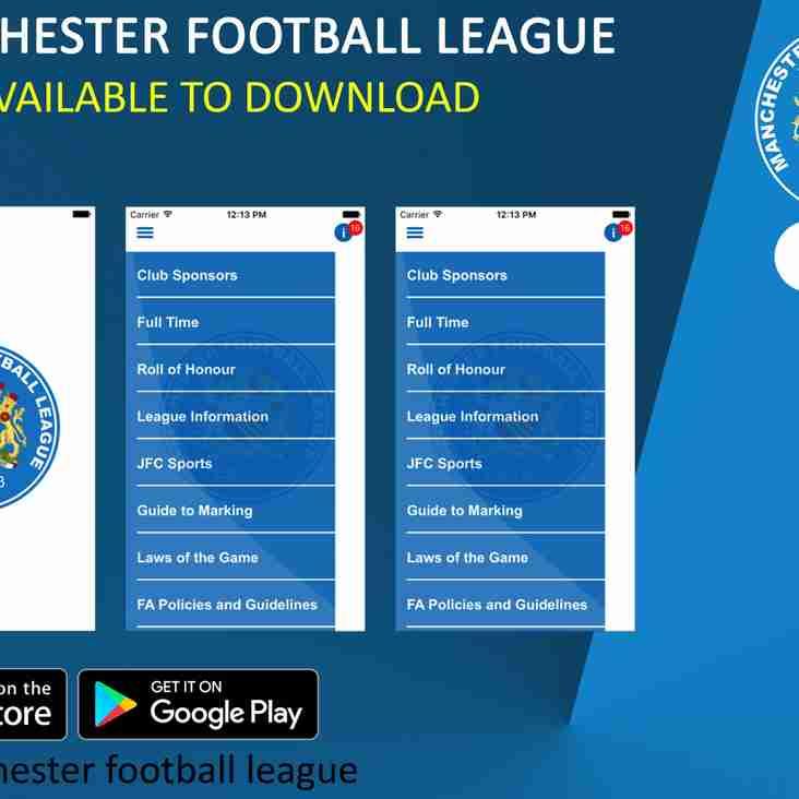 Manchester Football League App