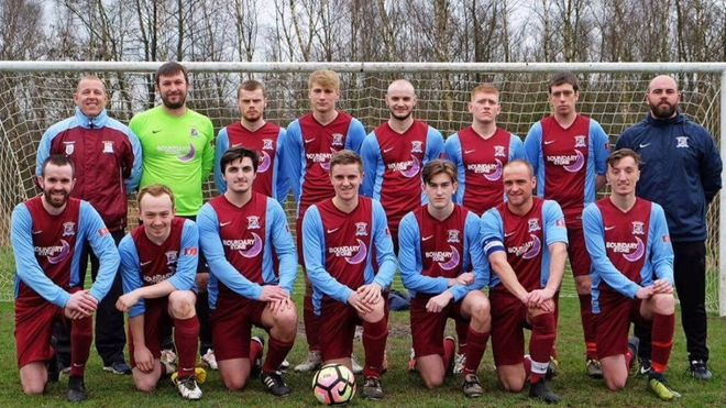 Boothstown Reserves
